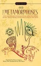 The Metamorphoses