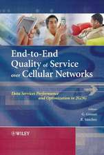 End–to–End Quality of Service over Cellular Networks: Data Services Performance Optimization in 2G/3G