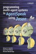 Programming Multi–Agent Systems in AgentSpeak using Jason
