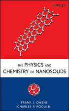 The Physics and Chemistry of Nanosolids
