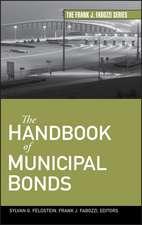 The Handbook of Municipal Bonds