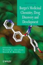 Burger′s Medicinal Chemistry, Drug Discovery, and Development: 8 Volume Set