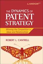 Outpacing the Competition: Patent–Based Business Strategy
