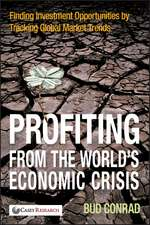 Profiting from the World′s Economic Crisis: Finding Investment Opportunities by Tracking Global Market Trends