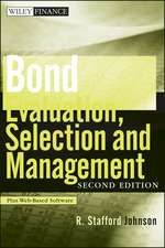 Bond Evaluation, Selection, and Management: + Website