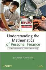 Understanding the Mathematics of Personal Finance: An Introduction to Financial Literacy