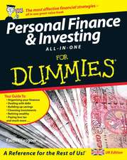 Personal Finance and Investing All–in–One For Dummies