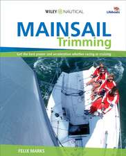 Mainsail Trimming – Get the best power & acceleration whether racing or cruising