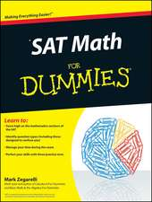 SAT Math For Dummies