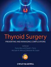Thyroid Surgery: Preventing and Managing Complications