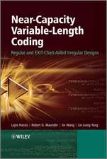 Near–Capacity Variable–Length Coding: Regular and EXIT–Chart–Aided Irregular Designs