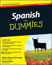 Spanish For Dummies