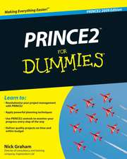 Prince2 for Dummies:  No 6