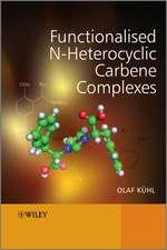 Functionalised N–Heterocyclic Carbene Complexes