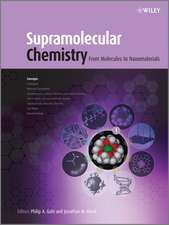 Supramolecular Chemistry: From Molecules to Nanomaterials 8 Volume Set