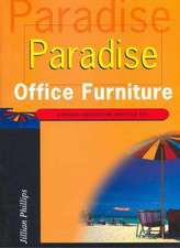 Paradise Office Furniture: A Manual Accounting Practice Set