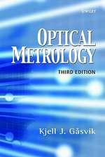 Optical Metrology 3e