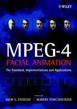 MPEG–4 Facial Animation: The Standard, Implementation and Applications