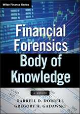 Financial Forensics Body of Knowledge: + Website