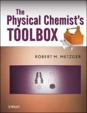 The Physical Chemist′s Toolbox