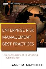 Enterprise Risk Management Best Practices: From Assessment to Ongoing Compliance