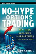 No–Hype Options Trading: Myths, Realities, and Strategies That Really Work