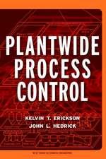 Plant–Wide Process Control