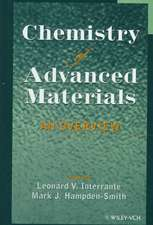 Chemistry of Advanced Materials: An Overview