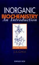 Inorganic Biochemistry: An Introduction