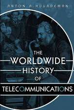 The Worldwide History of Telecommunications