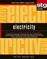 Electricity: A Self–Teaching Guide