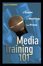 Media Training 101: A Guide to Meeting the Press