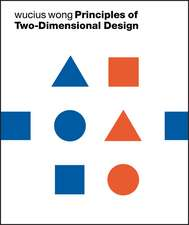 Principles of Two–Dimensional Design