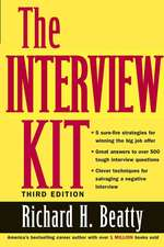 The Interview Kit