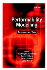 Performability Modelling: Techniques and Tools