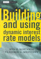 Building and Using Dynamic Interest Rate Models