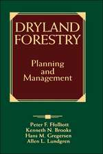 Dryland Forestry: Planning and Management