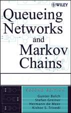 Queueing Networks and Markov Chains: Modeling and Performance Evaluation with Computer Science Applications