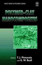 Polymer–Clay Nanocomposites