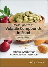 Mass Spectra of Volatiles in Food
