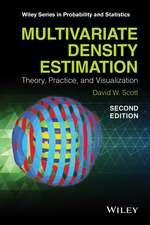 Multivariate Density Estimation: Theory, Practice, and Visualization