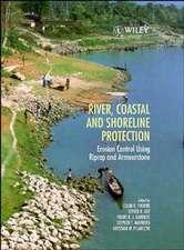 River, Coastal and Shoreline Protection: Erosion Control Using Riprap and Armourstone