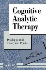 Cognitive Analytic Therapy: Developments in Theory and Practice