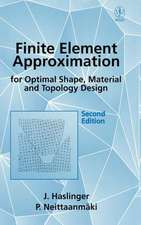Finite Element Approximation for Optimal Shape, Material and Topology Design