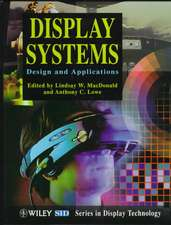 Display Systems: Design and Applications
