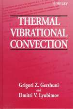 Thermal Vibrational Convection