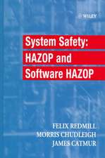 System Safety: HAZOP and Software HAZOP