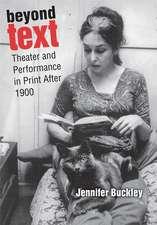 Beyond Text
