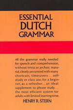 Essential Dutch Grammar:  184 Prints