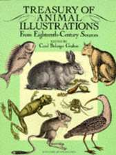 Treasury of Animal Illustrations:  From Eighteenth-Century Sources